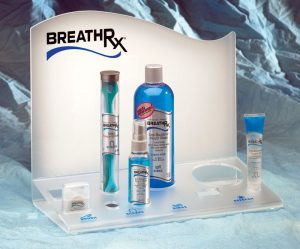 Breath Rx POP display
